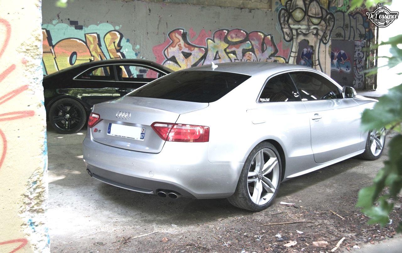Audi S5 & RS5... Duo de V8 ! 42