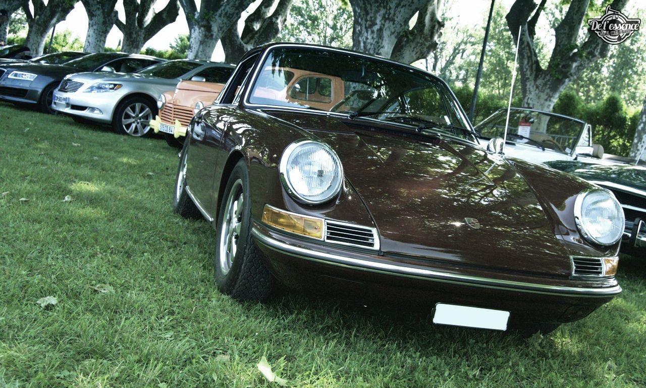 '68 Porsche 911 2.0 S... Pour connaisseurs ! 64