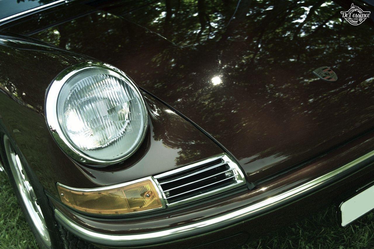 '68 Porsche 911 2.0 S... Pour connaisseurs ! 68