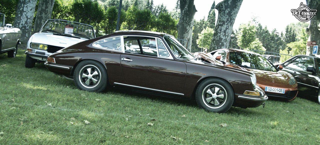 '68 Porsche 911 2.0 S... Pour connaisseurs ! 67