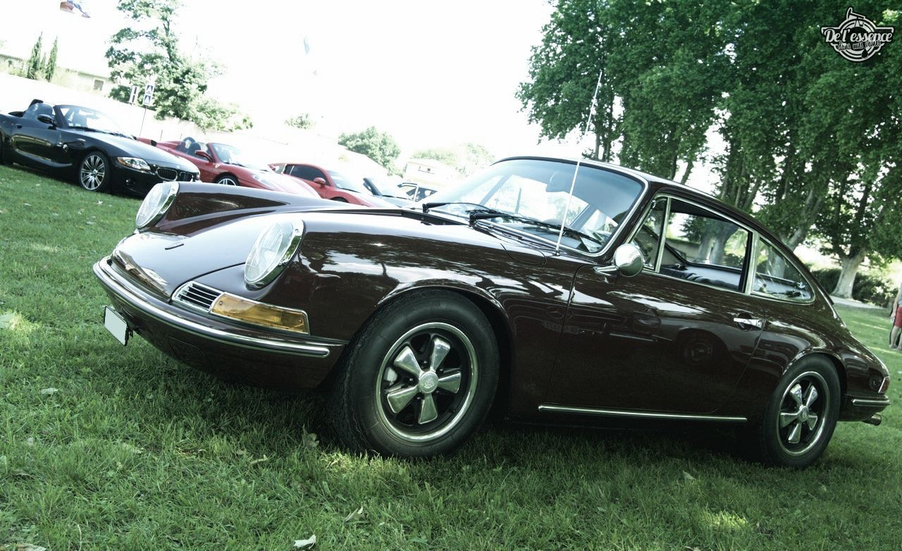 '68 Porsche 911 2.0 S... Pour connaisseurs ! 61