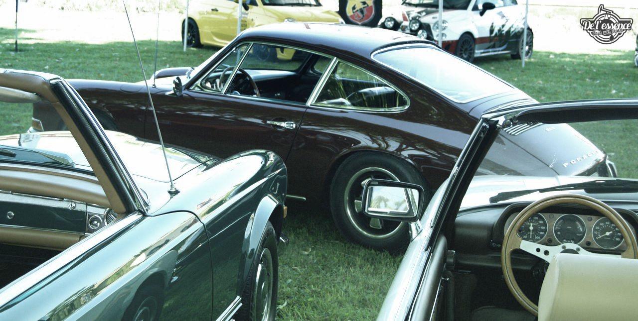 '68 Porsche 911 2.0 S... Pour connaisseurs ! 78