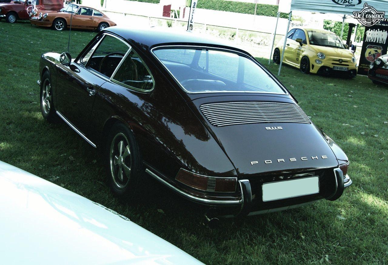 '68 Porsche 911 2.0 S... Pour connaisseurs ! 54