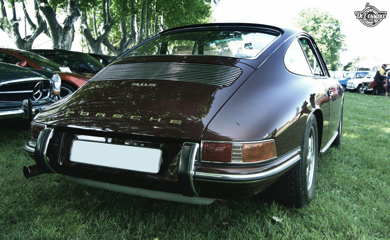 '68 Porsche 911 2.0 S... Pour connaisseurs ! 74