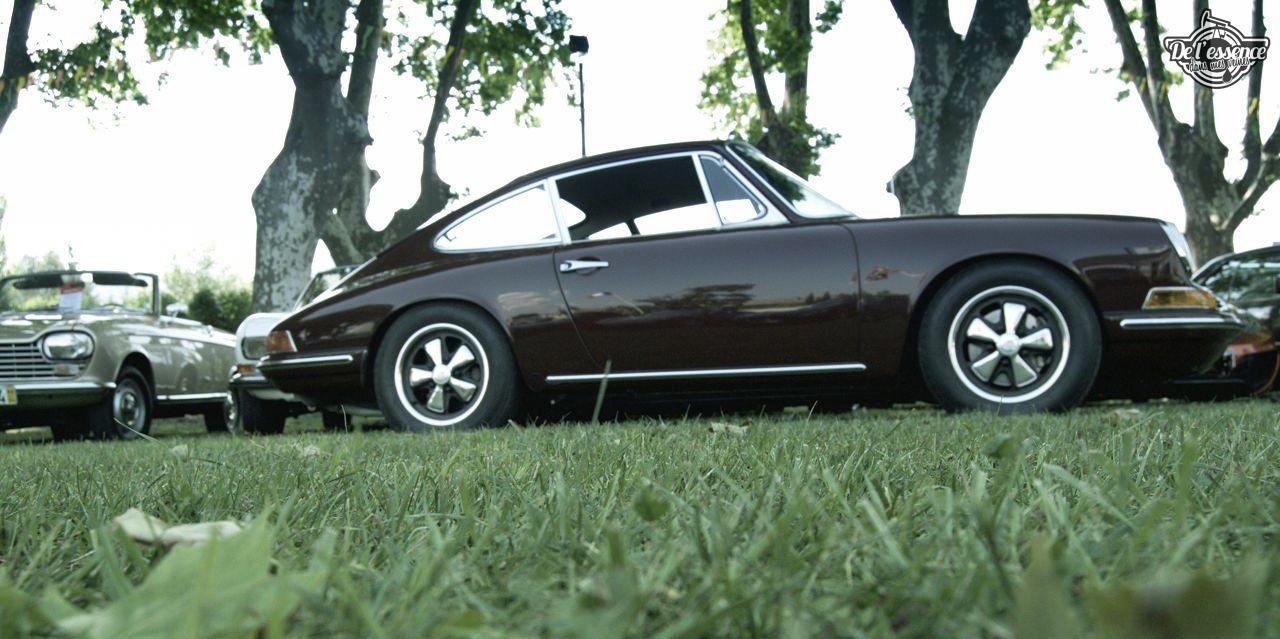 '68 Porsche 911 2.0 S... Pour connaisseurs ! 75