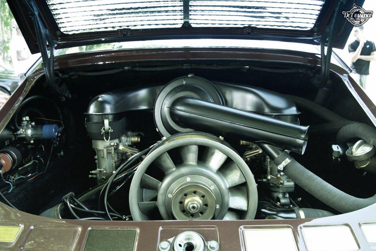 '68 Porsche 911 2.0 S... Pour connaisseurs ! 72