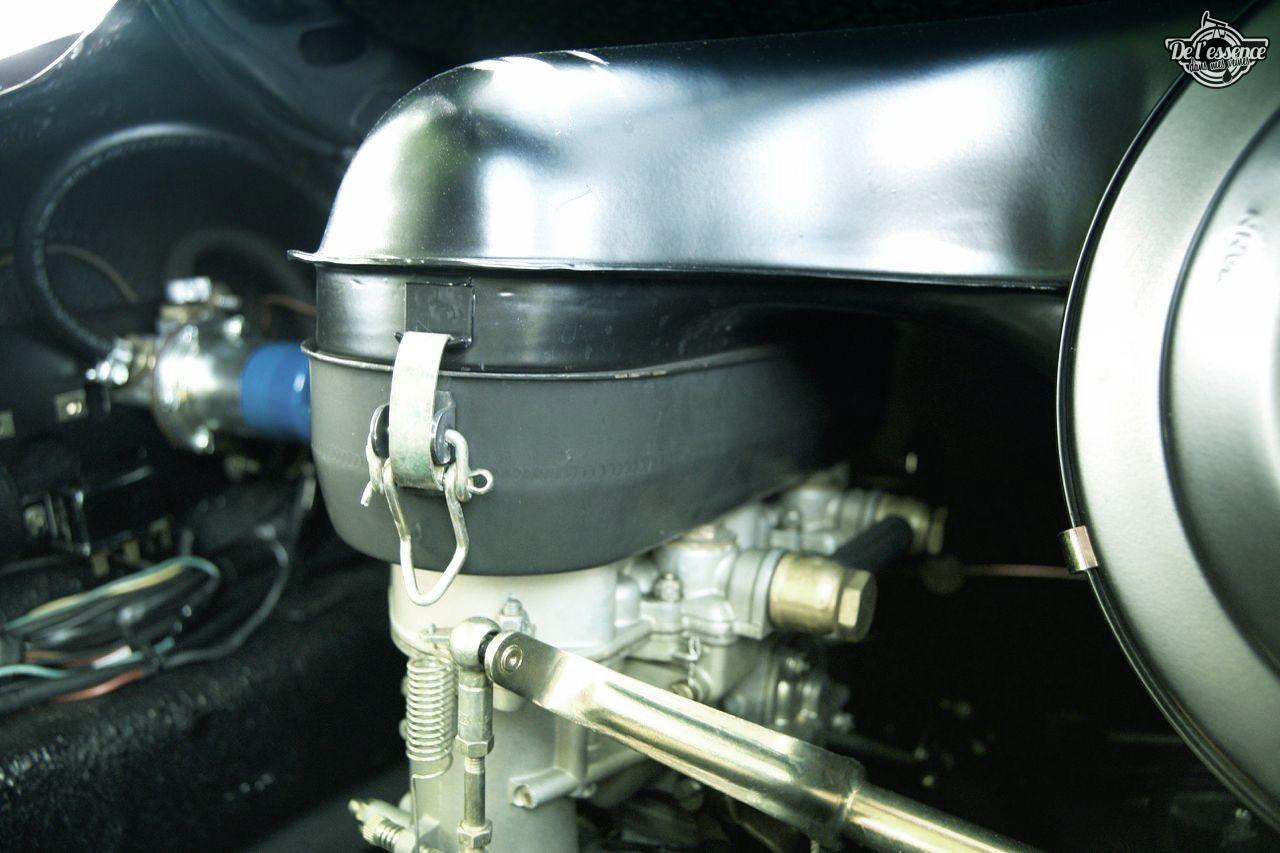 '68 Porsche 911 2.0 S... Pour connaisseurs ! 73