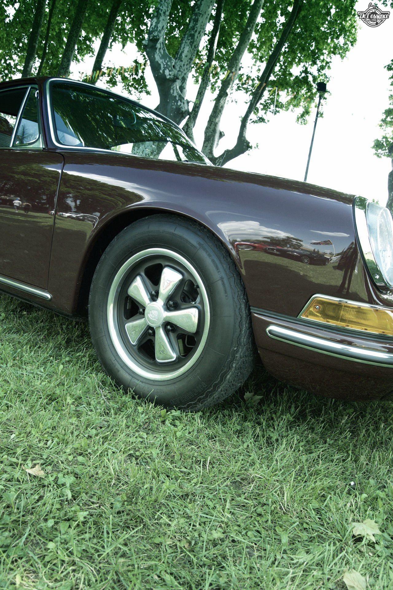 '68 Porsche 911 2.0 S... Pour connaisseurs ! 66