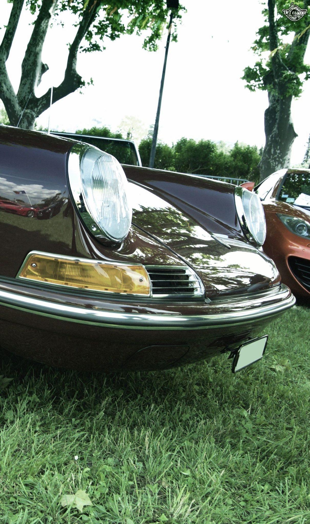 '68 Porsche 911 2.0 S... Pour connaisseurs ! 60