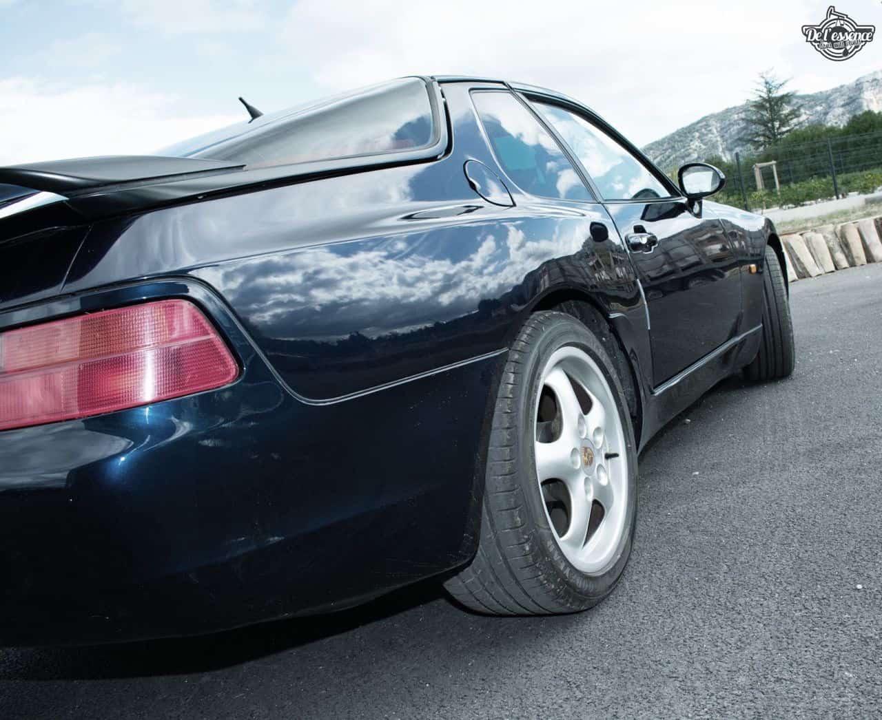 Porsche 968 - Tu veux du 4 cylindres ?! 3