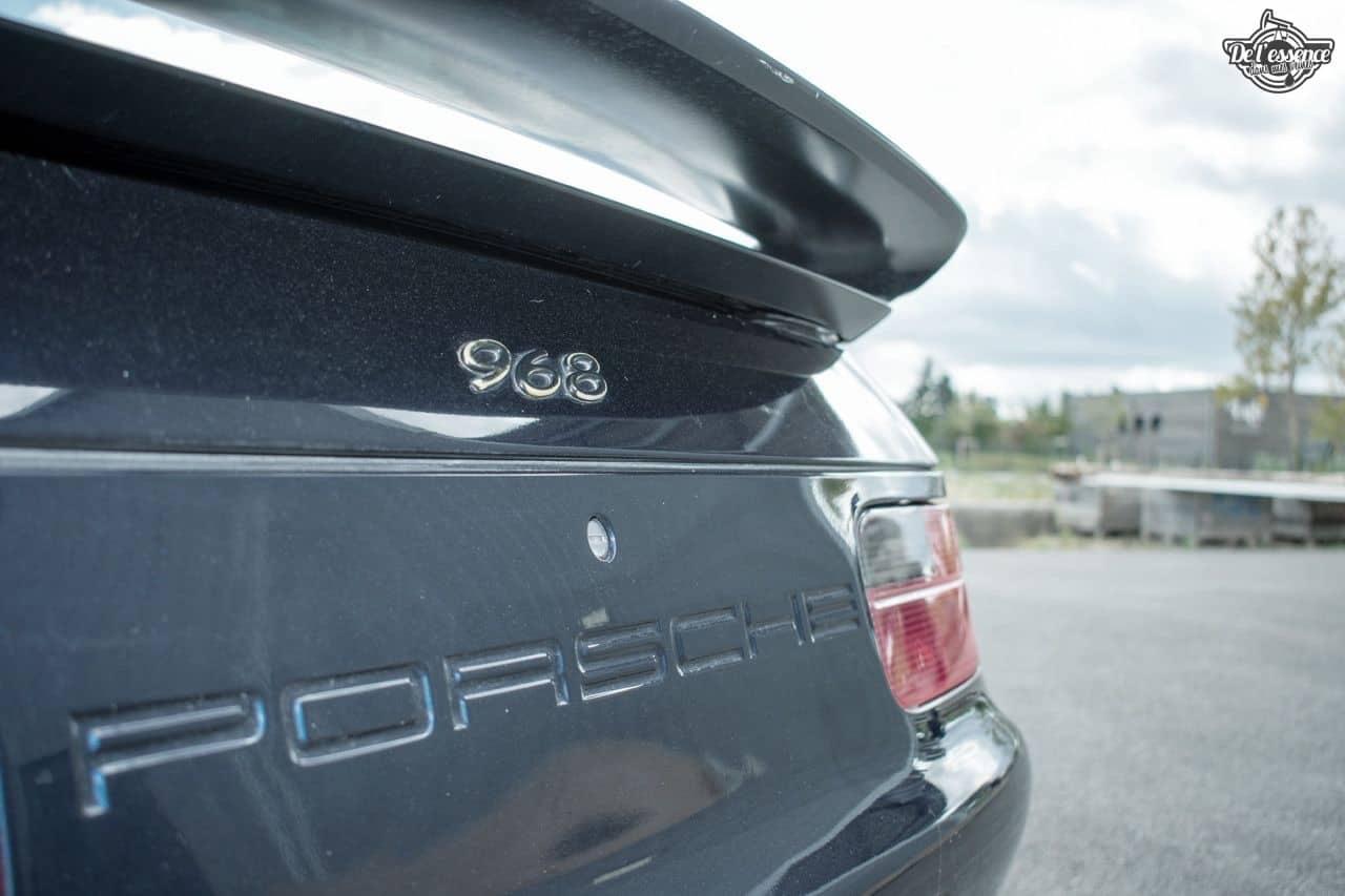 Porsche 968 - Tu veux du 4 cylindres ?! 14