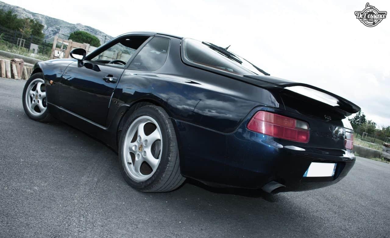 Porsche 968 - Tu veux du 4 cylindres ?! 12