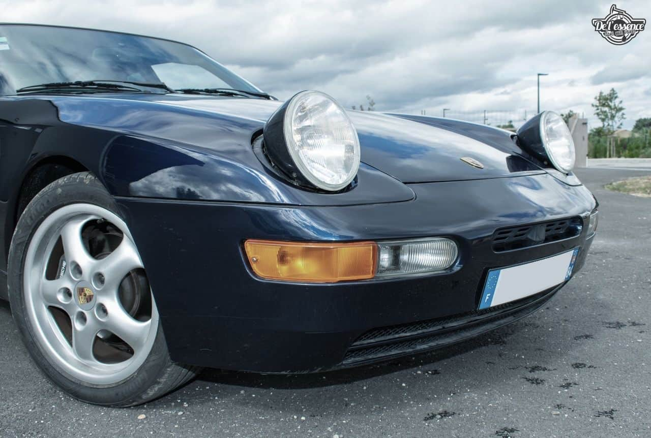Porsche 968 - Tu veux du 4 cylindres ?! 9