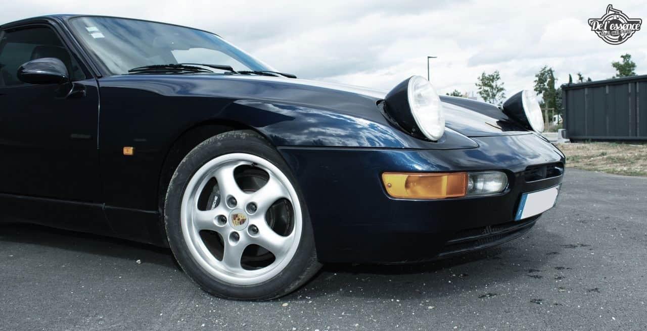Porsche 968 - Tu veux du 4 cylindres ?! 6