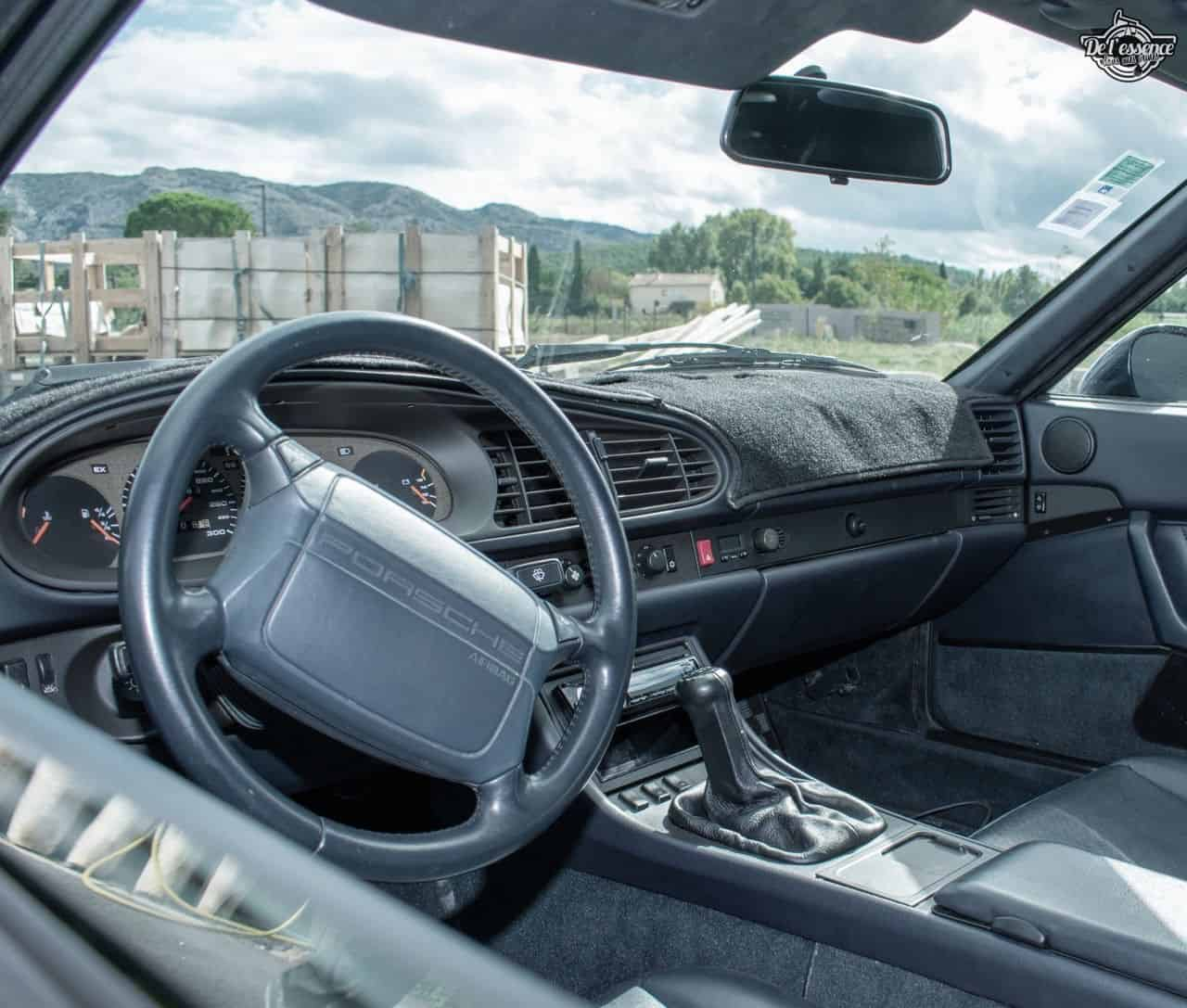 Porsche 968 - Tu veux du 4 cylindres ?! 7