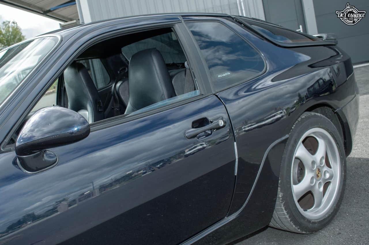 Porsche 968 - Tu veux du 4 cylindres ?! 4
