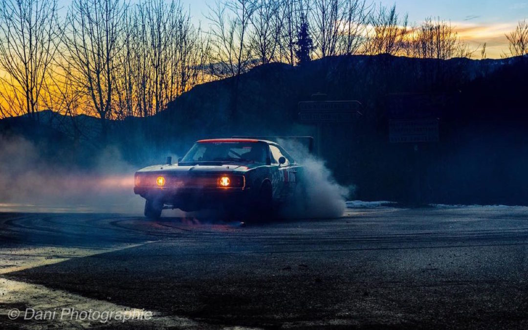 Dodge Charger Drift 2 – Devil Mountain. Go Alex, goooo !