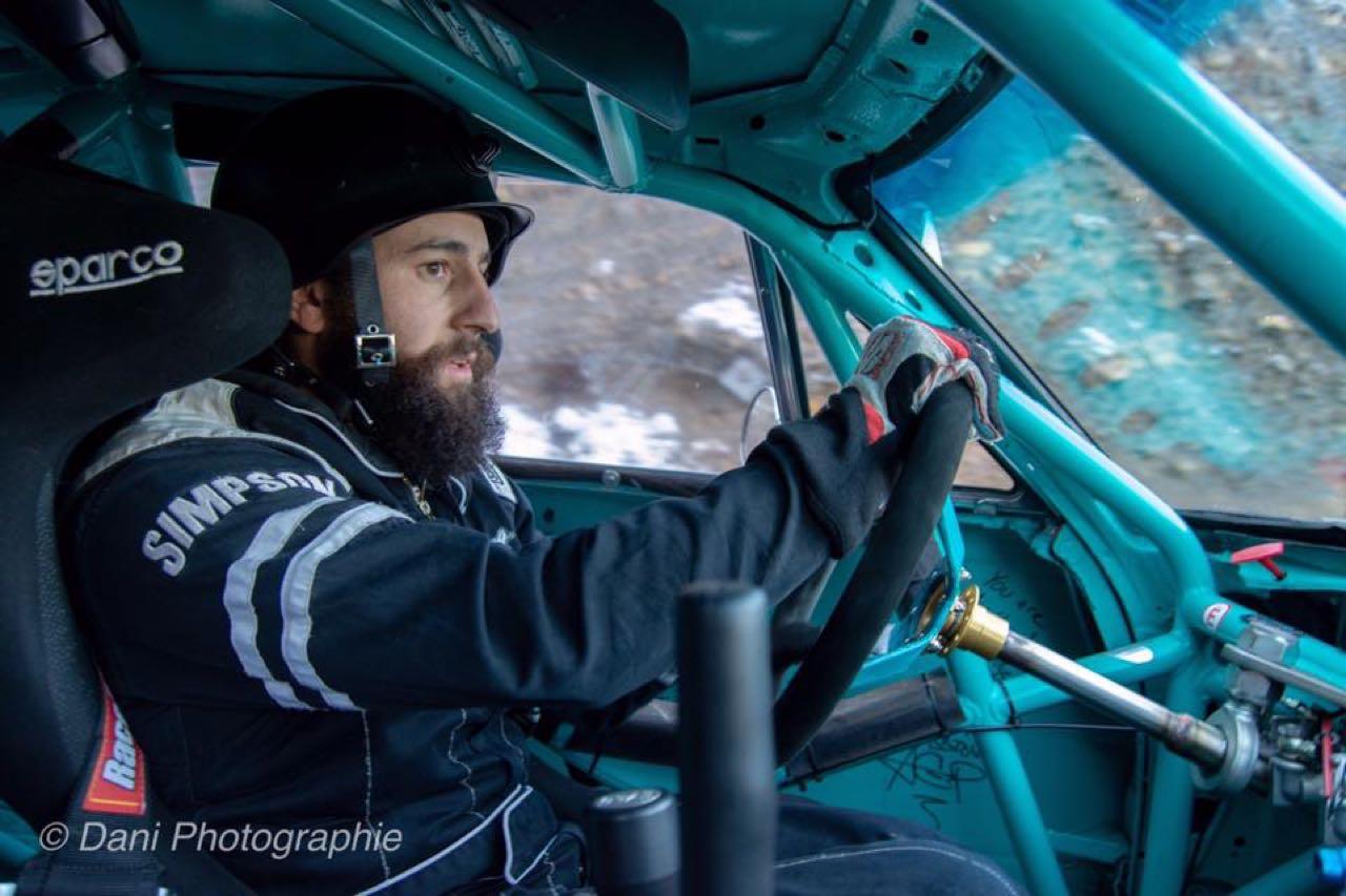 Dodge Charger Drift 2 - Devil Mountain. Go Alex, goooo ! 20