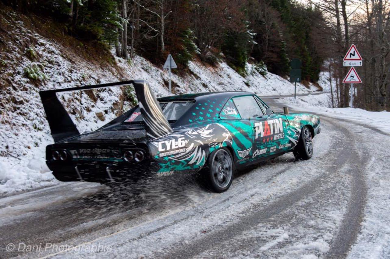 Dodge Charger Drift 2 - Devil Mountain. Go Alex, goooo ! 22