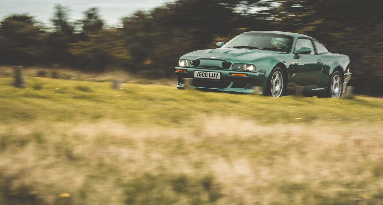 Aston Martin Vantage Le Mans... Le Bulldog enragé ! 18