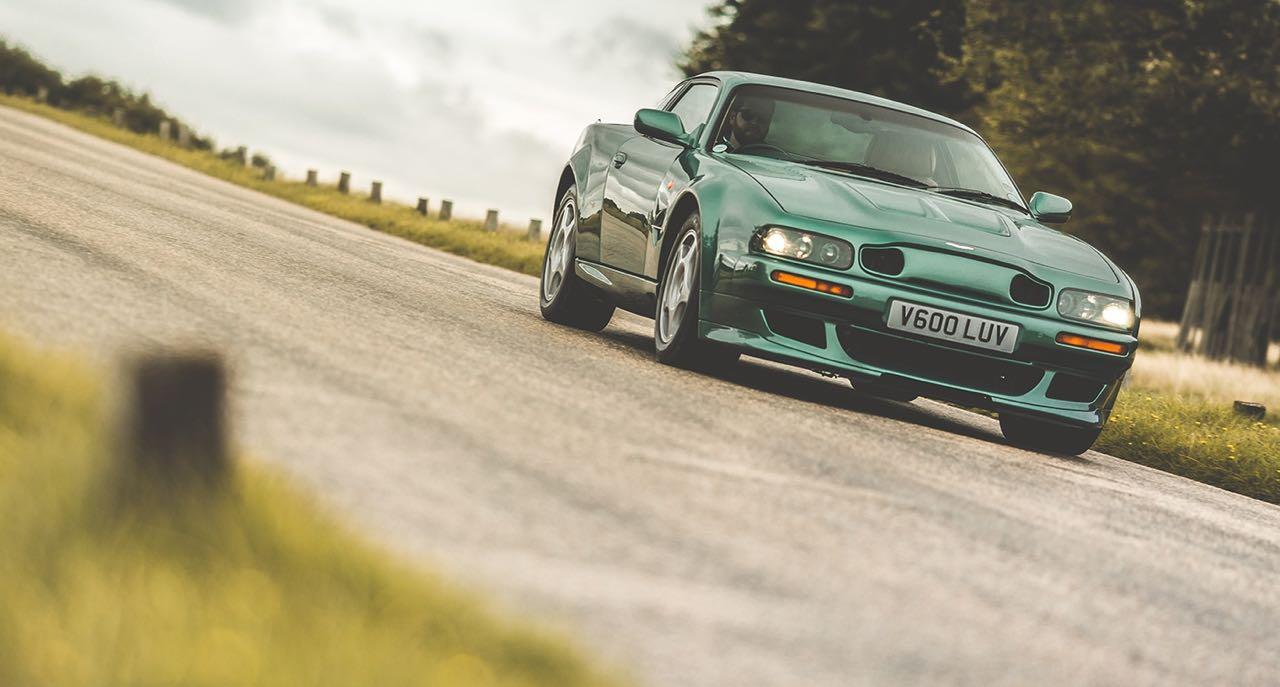 Aston Martin Vantage Le Mans... Le Bulldog enragé ! 12