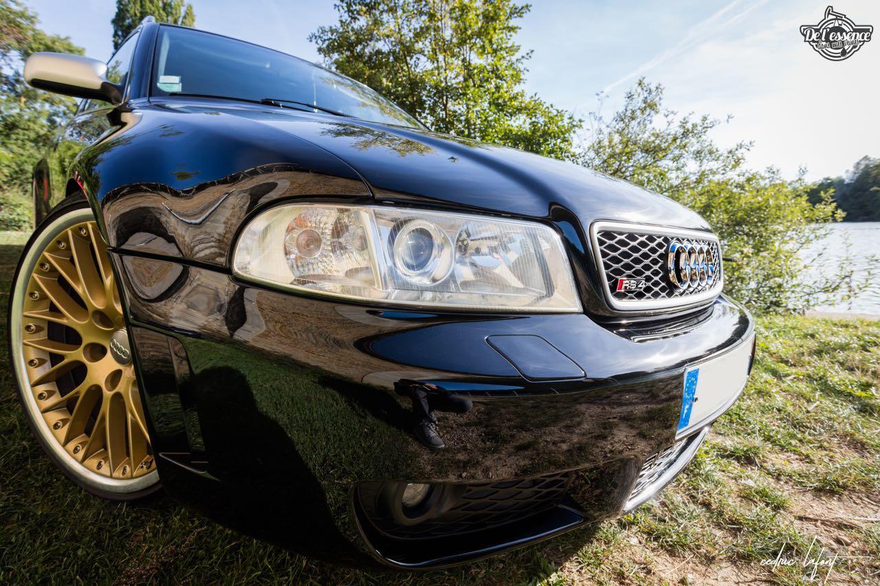Audi RS4 B5 de Lionel... En mode Sniper ! 30