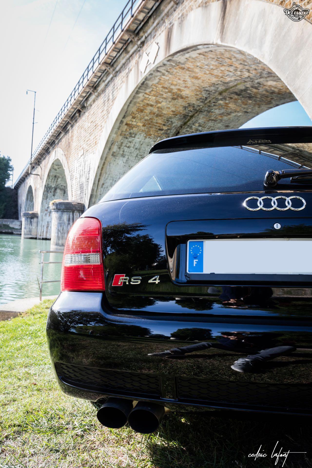 Audi RS4 B5 de Lionel... En mode Sniper ! 2