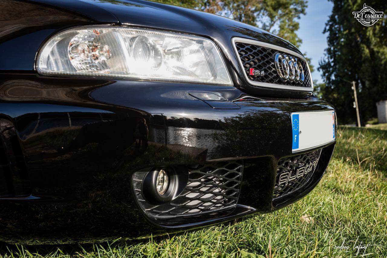 Audi RS4 B5 de Lionel... En mode Sniper ! 73