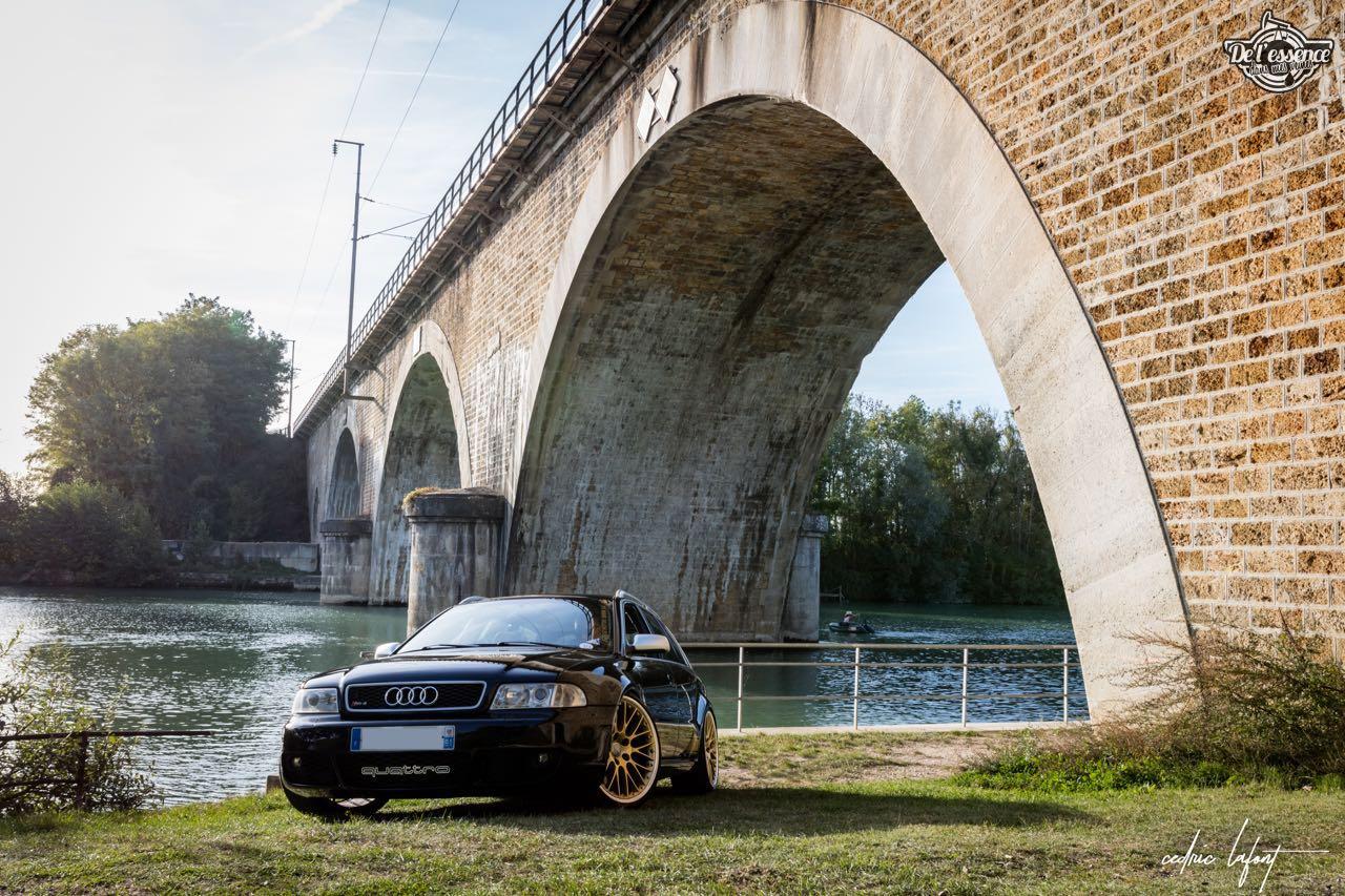 Audi RS4 B5 de Lionel... En mode Sniper ! 7