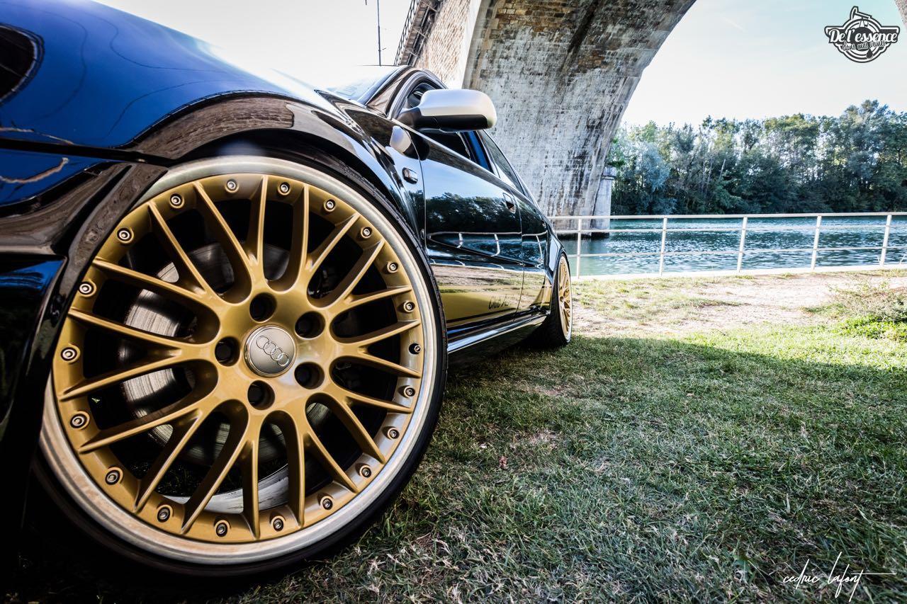Audi RS4 B5 de Lionel... En mode Sniper ! 6