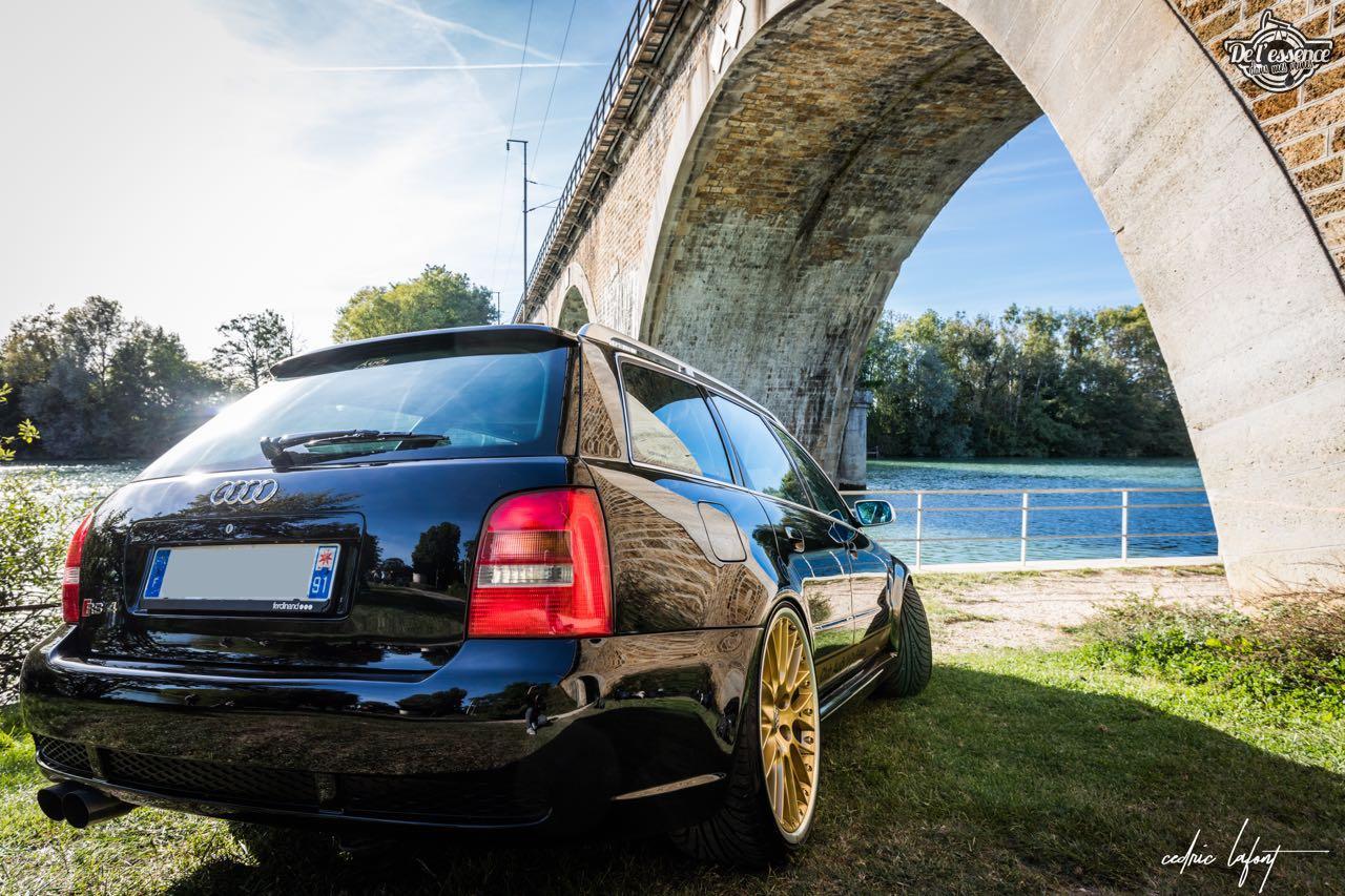 Audi RS4 B5 de Lionel... En mode Sniper ! 60