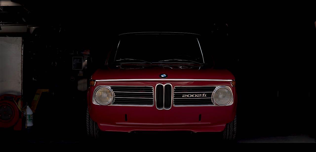 BMW 2002 Ti... California dreamin' ! 2
