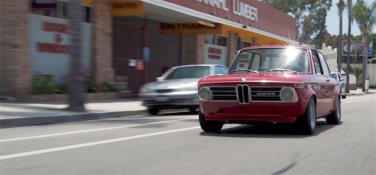 BMW 2002 Ti... California dreamin' ! 19