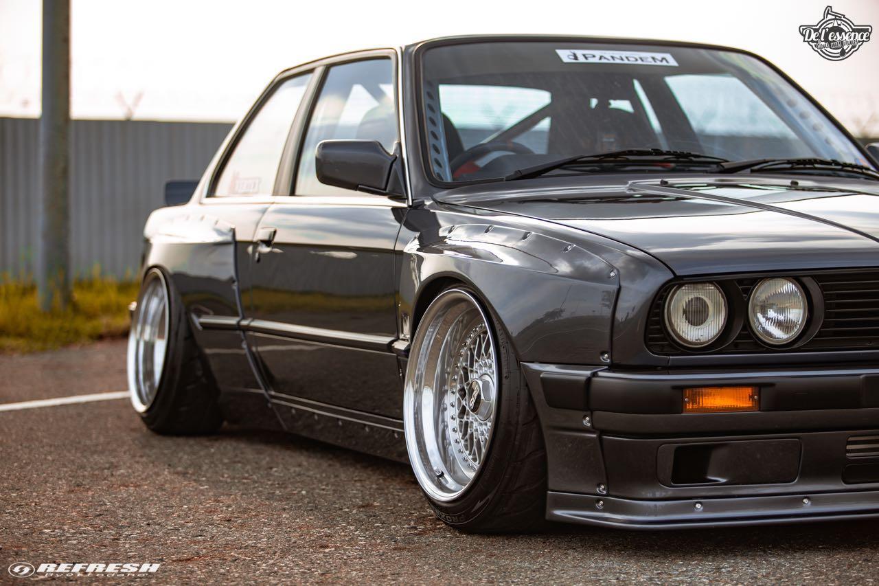 BMW E30... En SR20DET et Rocket Bunny ! 73
