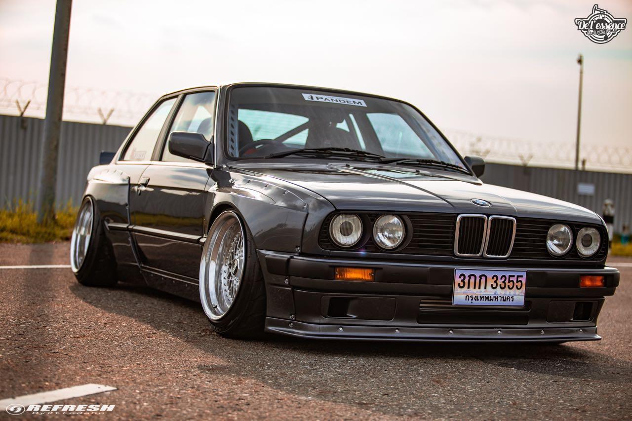BMW E30... En SR20DET et Rocket Bunny ! 71