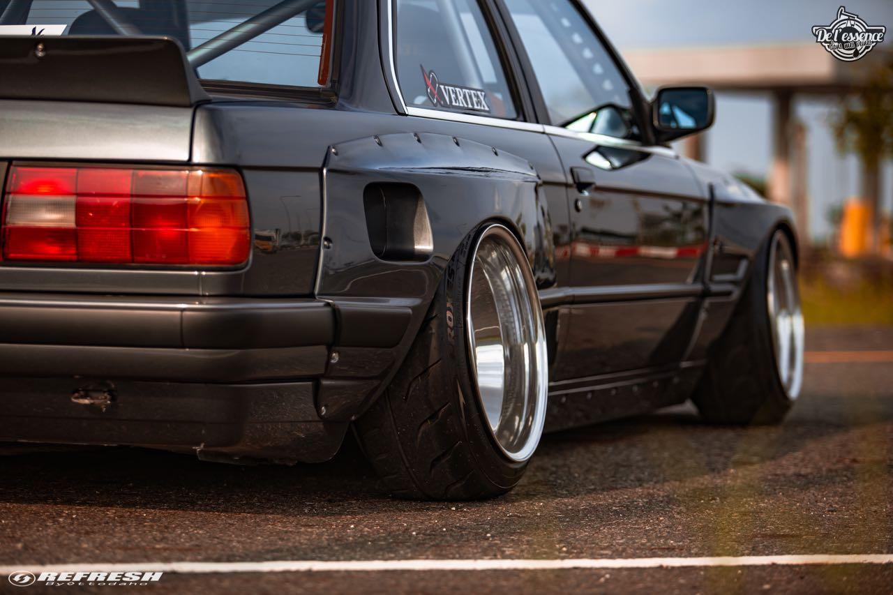 BMW E30... En SR20DET et Rocket Bunny ! 67
