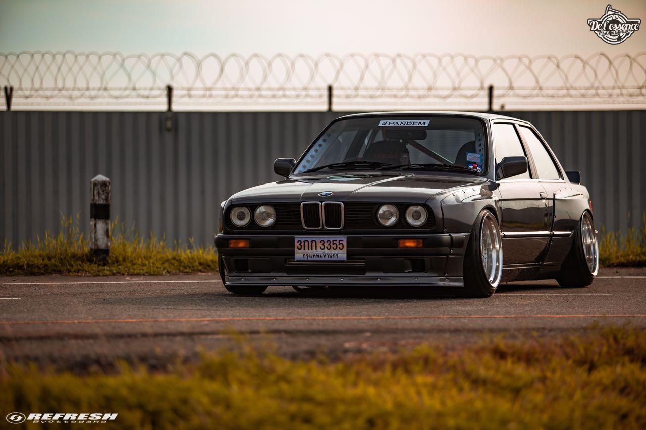 BMW E30... En SR20DET et Rocket Bunny ! 80
