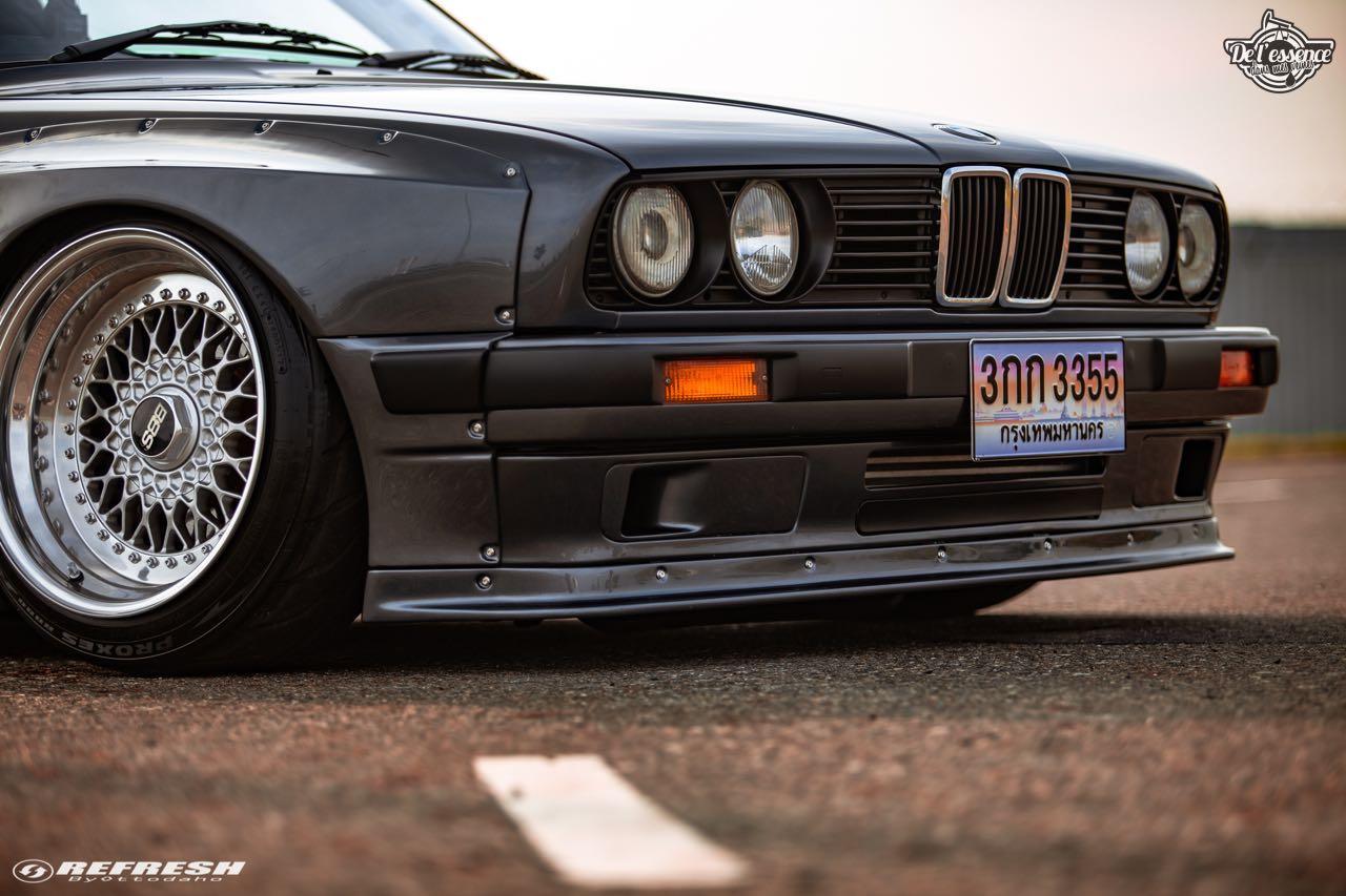 BMW E30... En SR20DET et Rocket Bunny ! 69