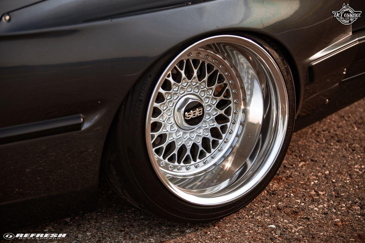 BMW E30... En SR20DET et Rocket Bunny ! 61
