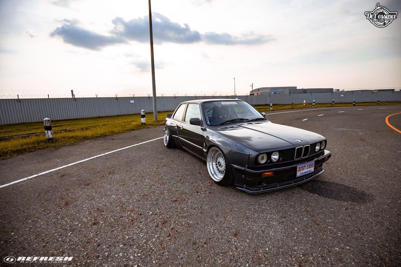 BMW E30... En SR20DET et Rocket Bunny ! 62