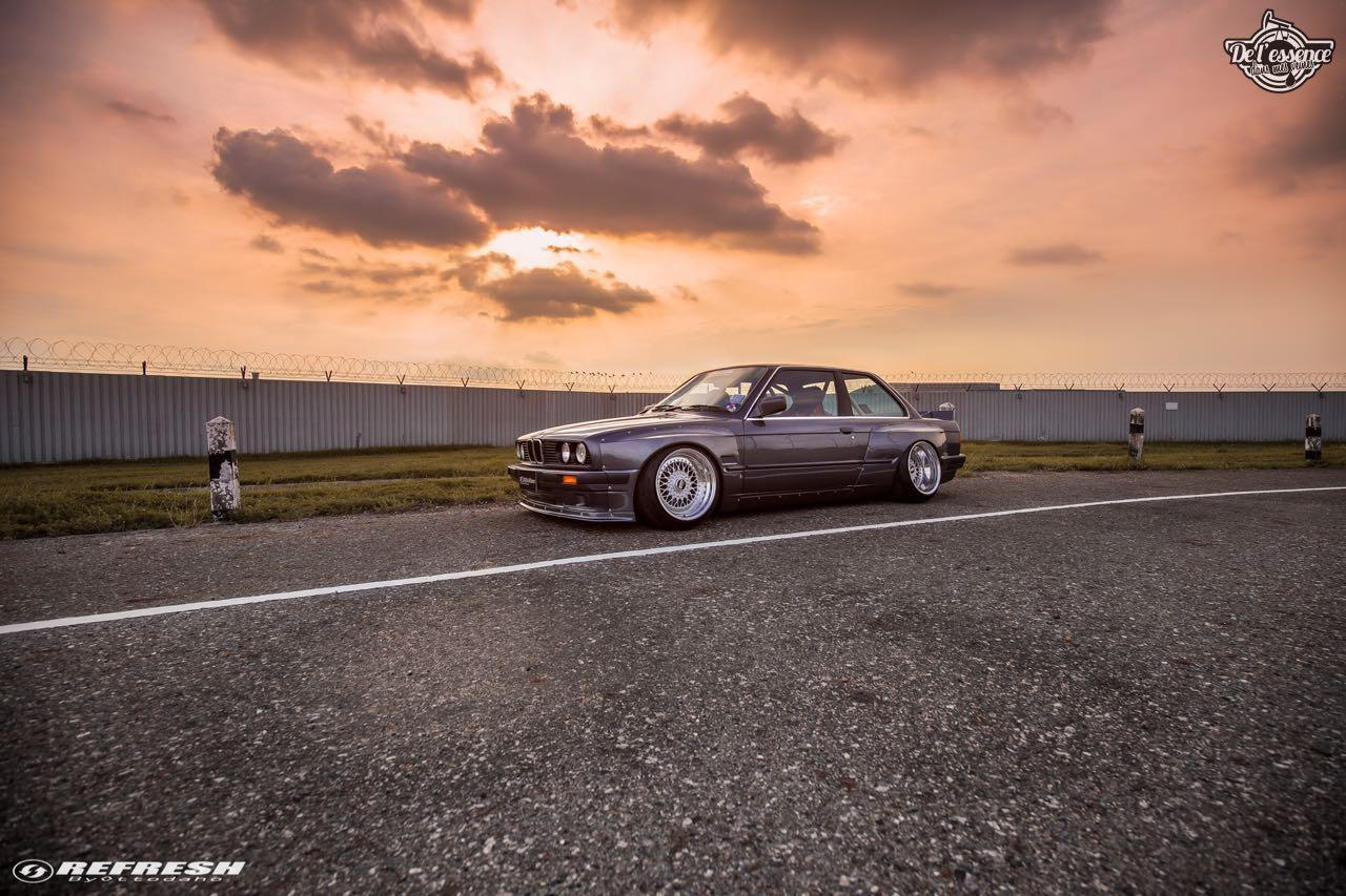 BMW E30... En SR20DET et Rocket Bunny ! 60