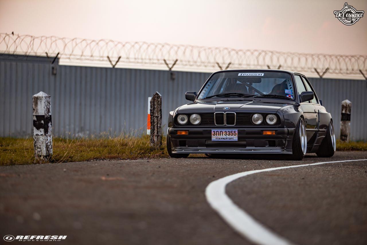 BMW E30... En SR20DET et Rocket Bunny ! 59