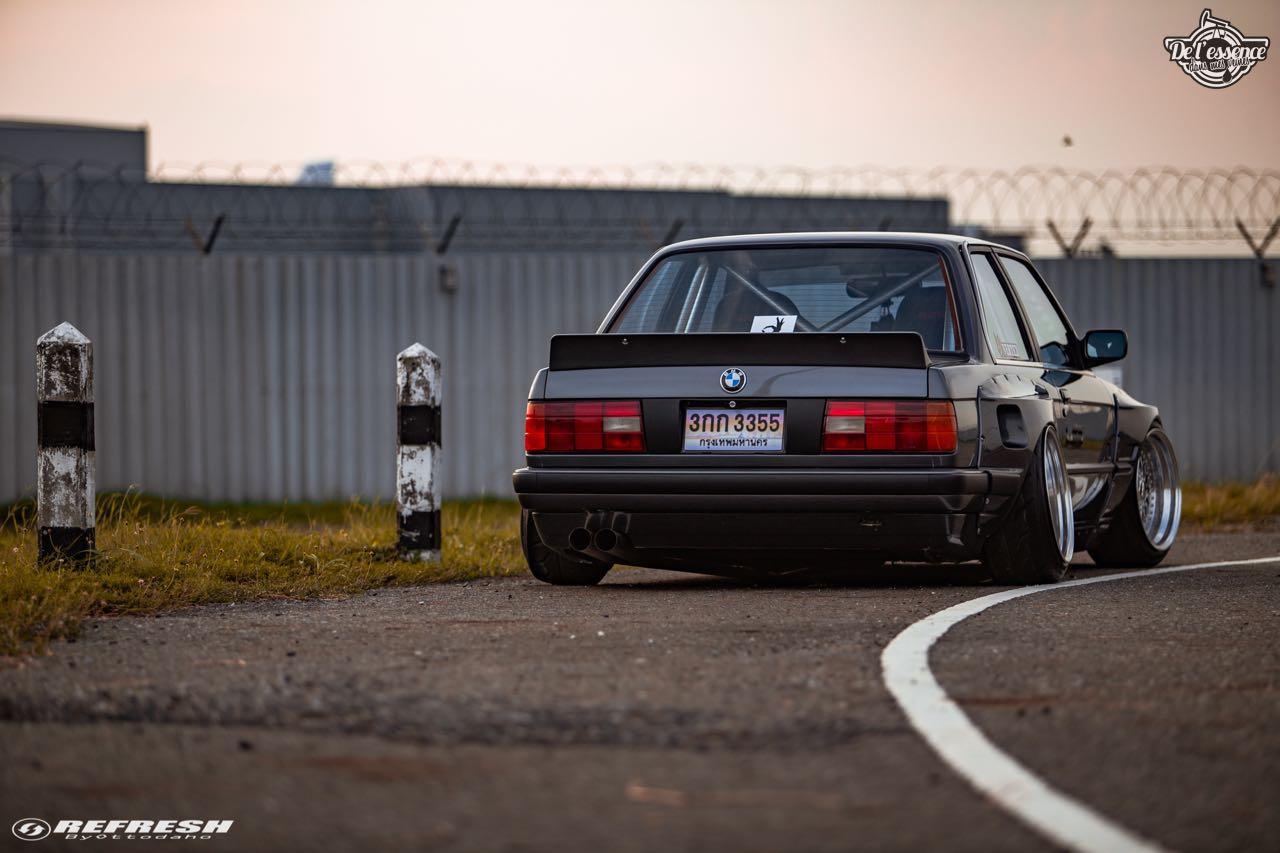 BMW E30... En SR20DET et Rocket Bunny ! 57