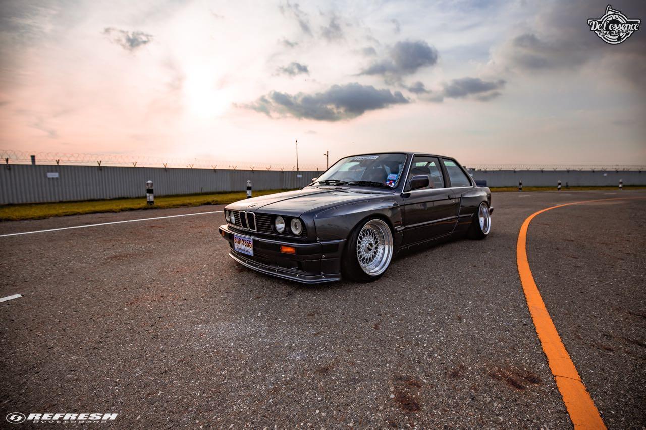 BMW E30... En SR20DET et Rocket Bunny ! 53