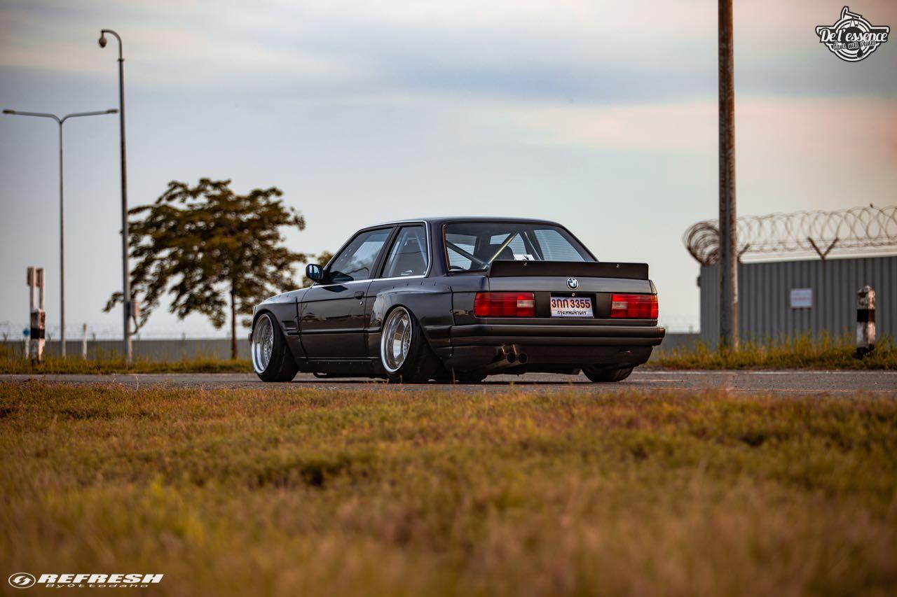BMW E30... En SR20DET et Rocket Bunny ! 54