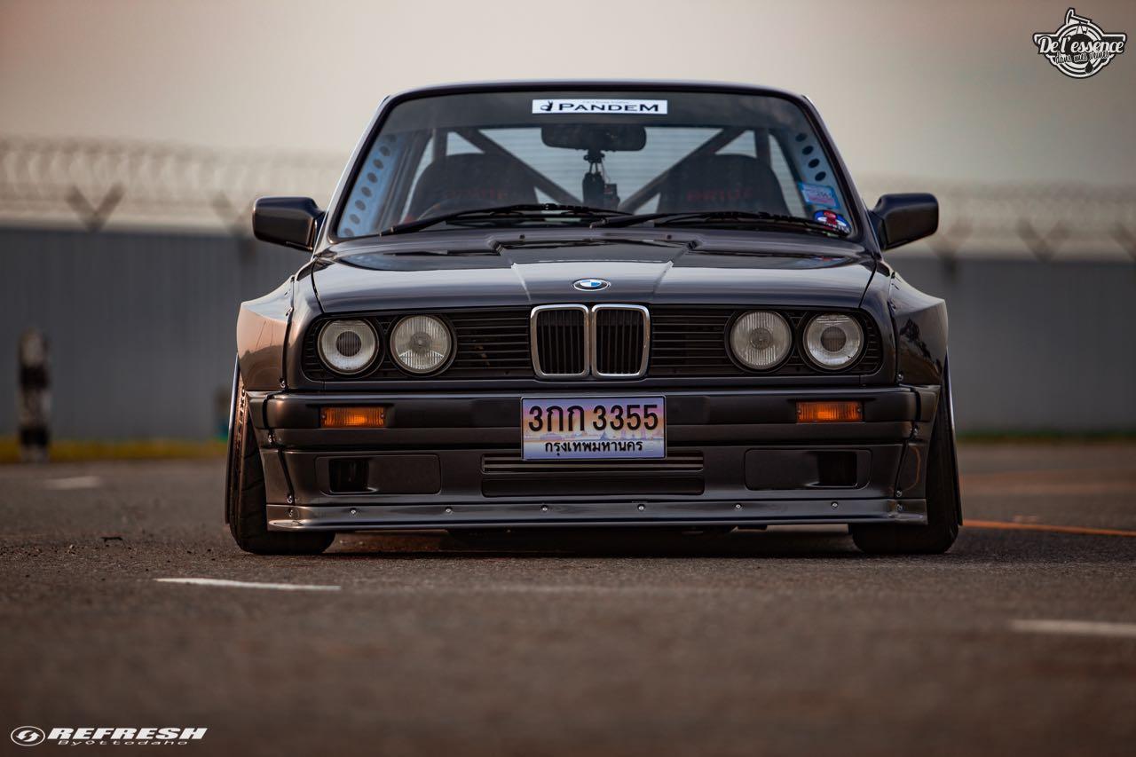 BMW E30... En SR20DET et Rocket Bunny ! 51