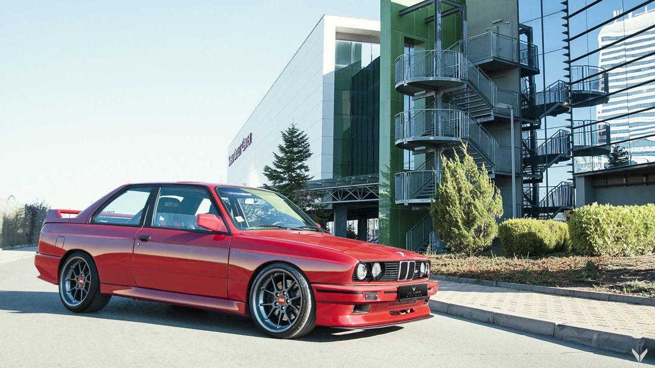 BMW M3 E30 Vilner... avec un S50B32 ! 33