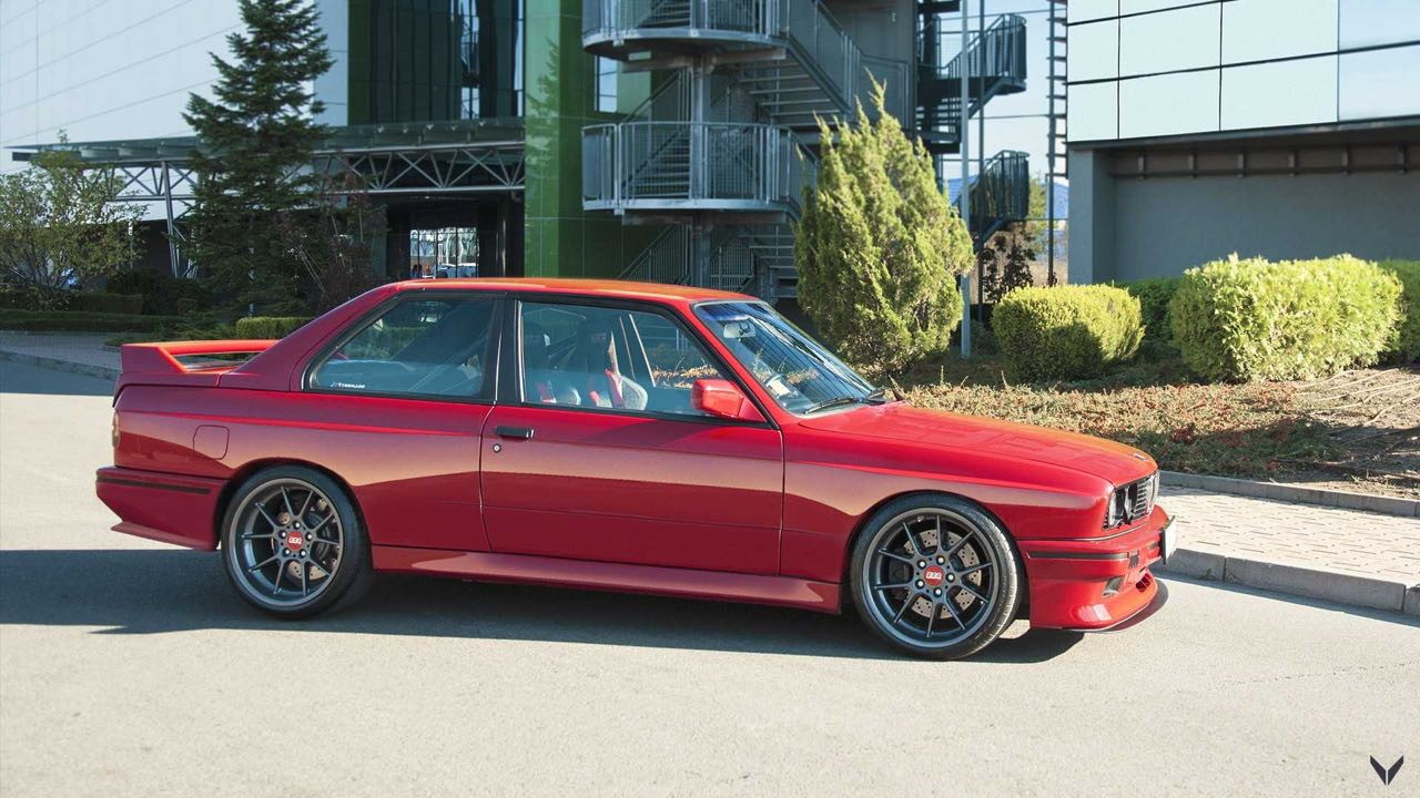 BMW M3 E30 Vilner... avec un S50B32 ! 28