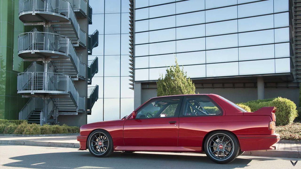 BMW M3 E30 Vilner... avec un S50B32 ! 35