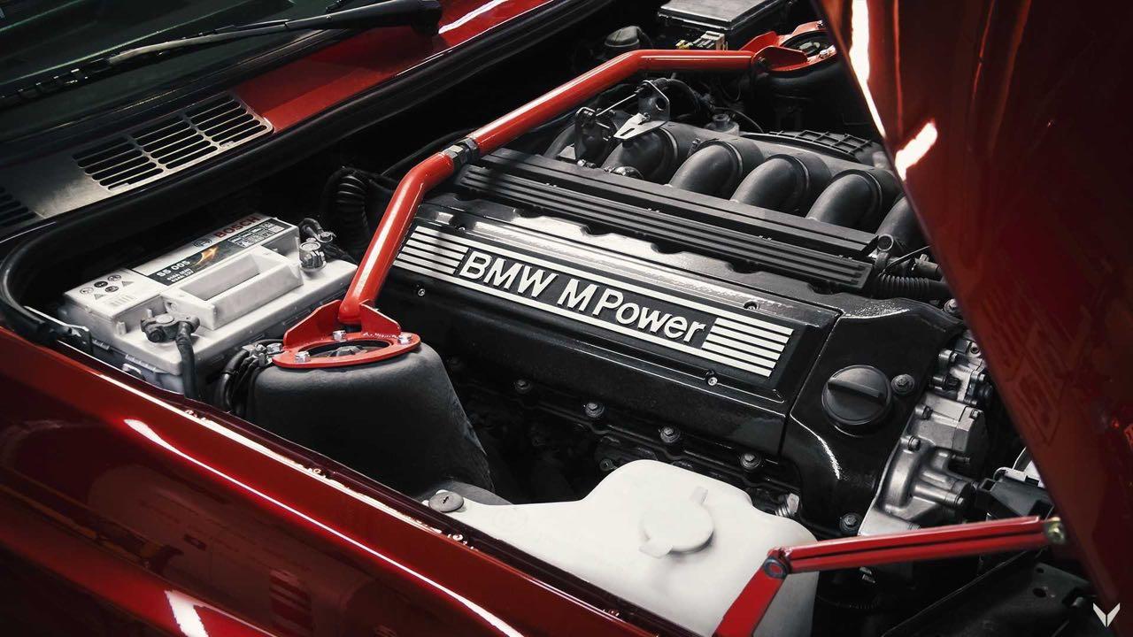 BMW M3 E30 Vilner... avec un S50B32 ! 31